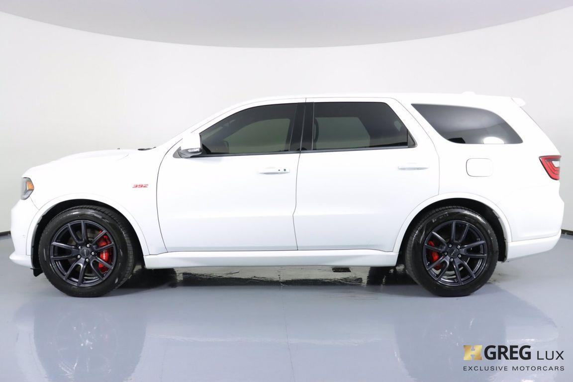 2018 Dodge Durango SRT #24