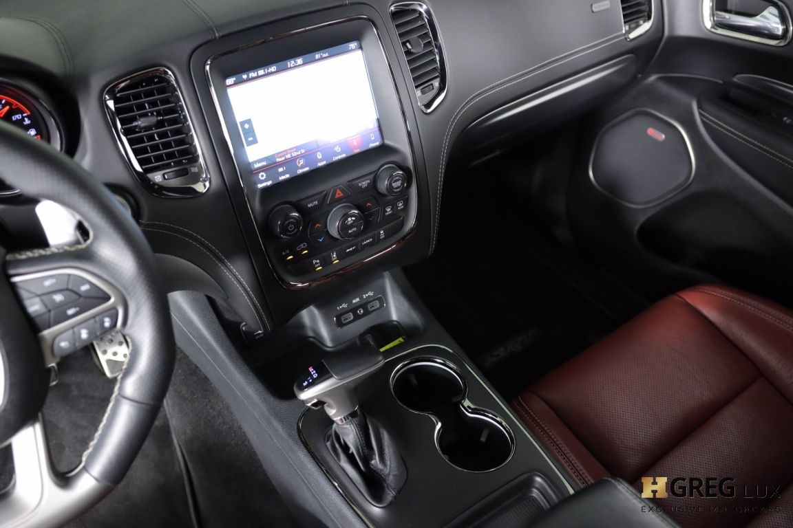 2018 Dodge Durango SRT #43
