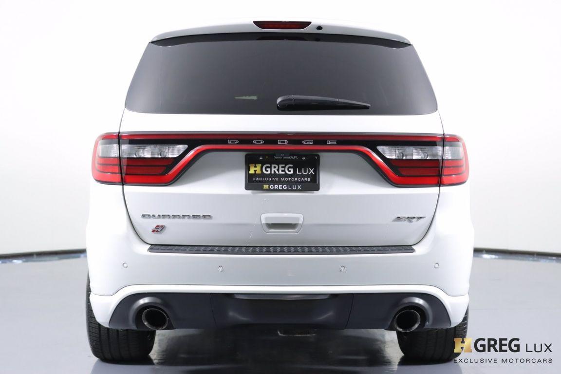 2018 Dodge Durango SRT #18