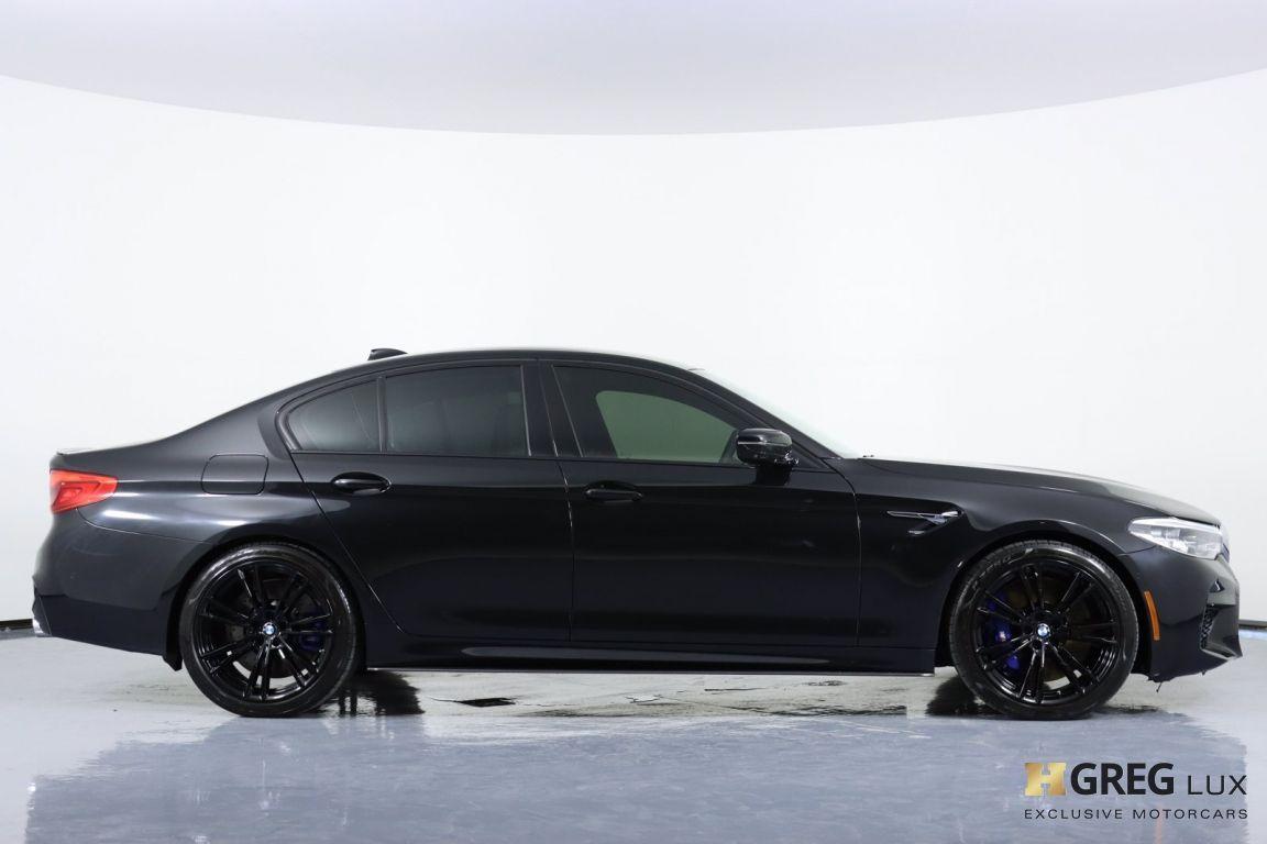 2019 BMW M5 Base #12