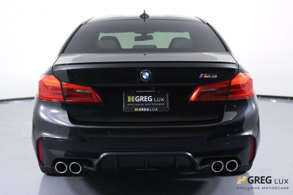 2019 BMW M5 Base #19