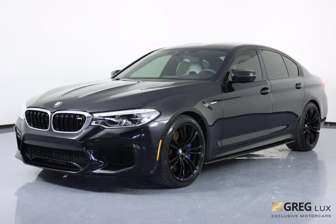 2019 BMW M5 Base #32