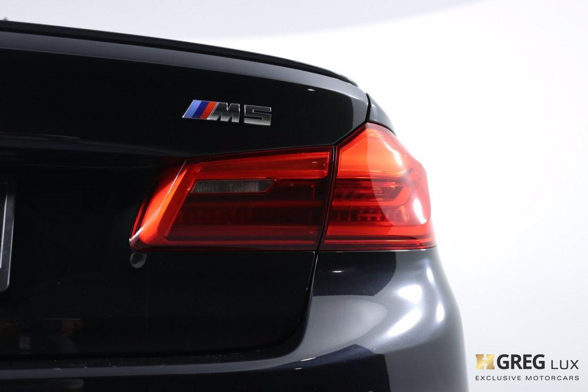 2019 BMW M5 Base #21