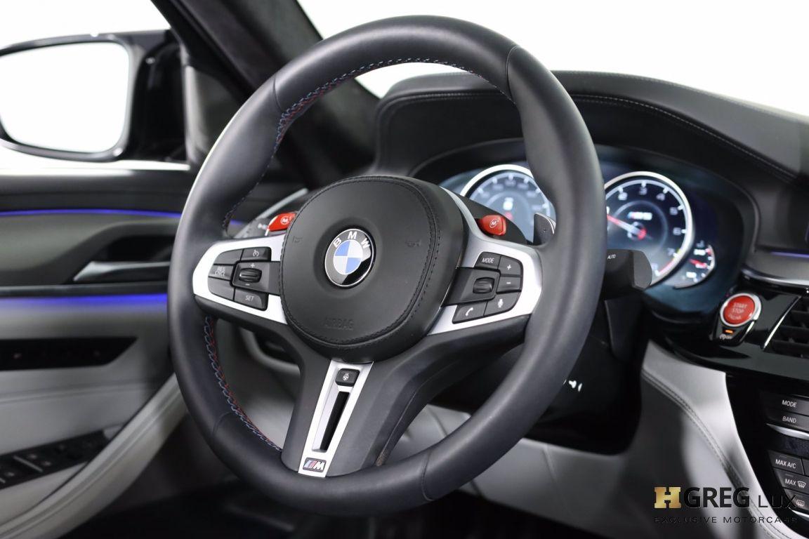 2019 BMW M5 Base #60
