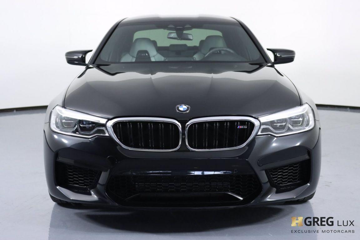 2019 BMW M5 Base #4
