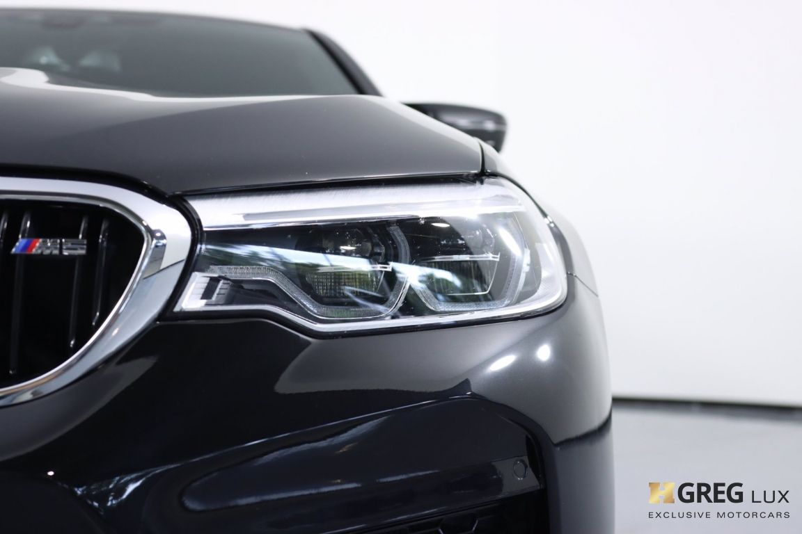2019 BMW M5 Base #6