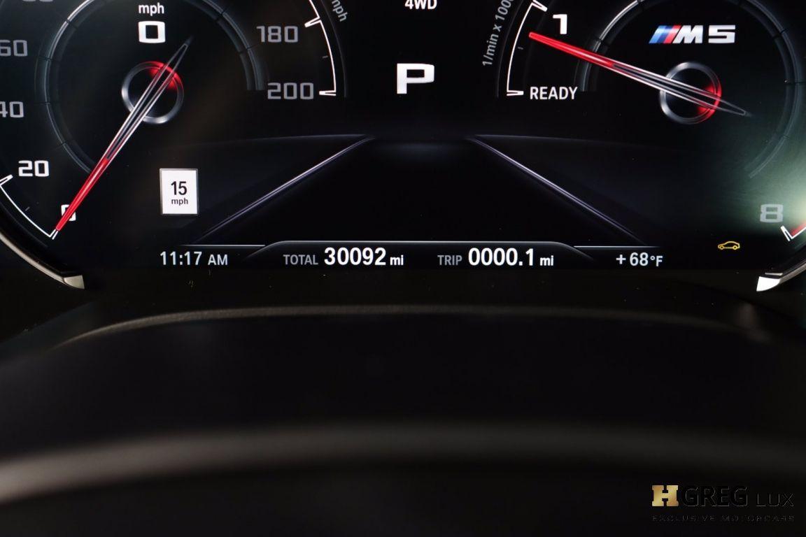2019 BMW M5 Base #68