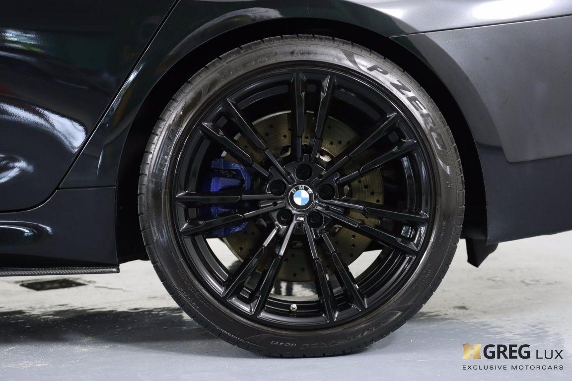 2019 BMW M5 Base #30