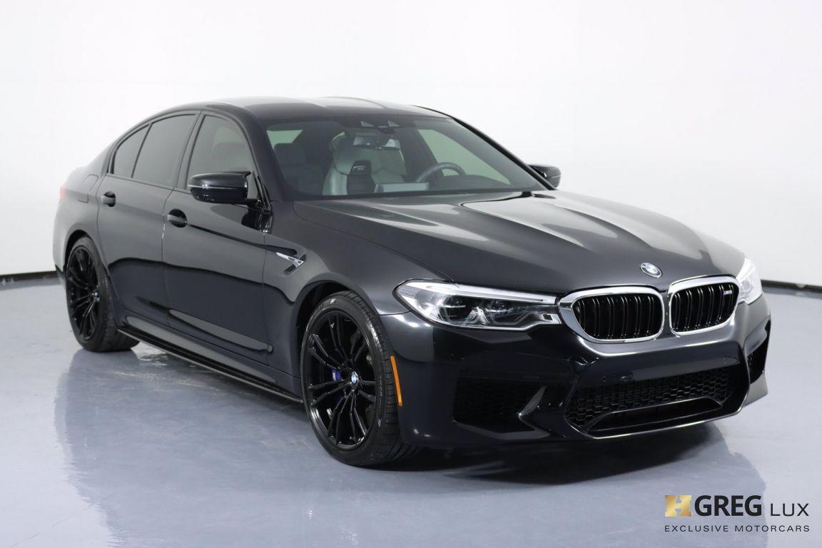 2019 BMW M5 Base #11
