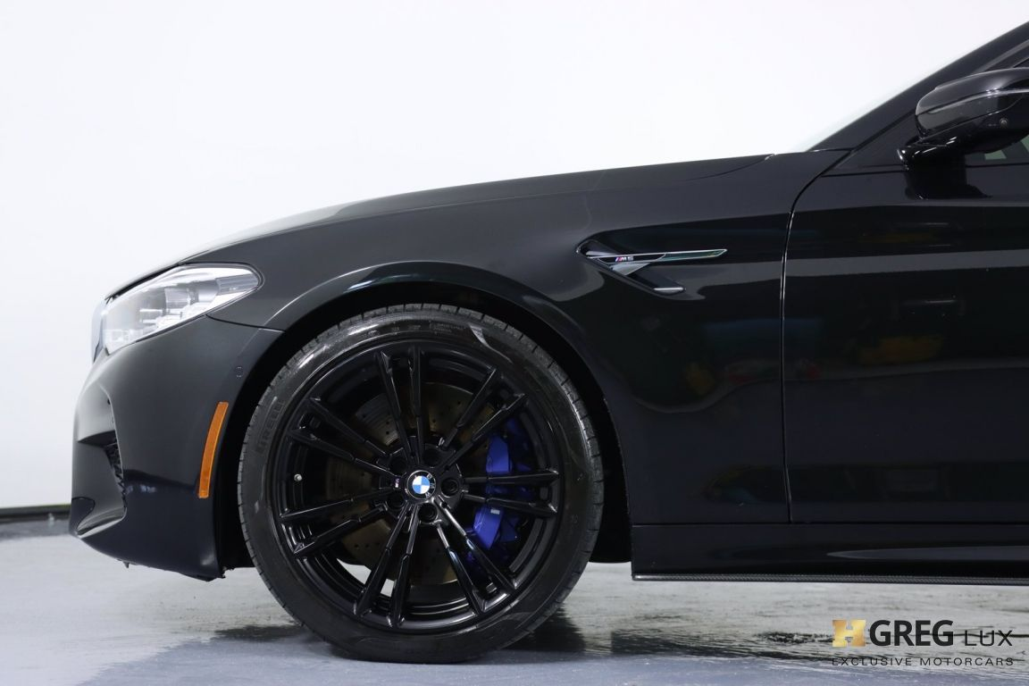 2019 BMW M5 Base #26