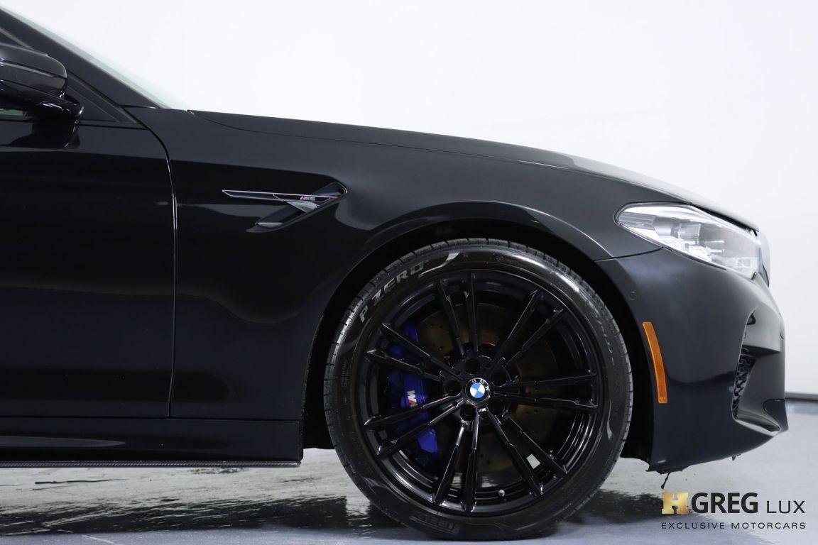 2019 BMW M5 Base #13