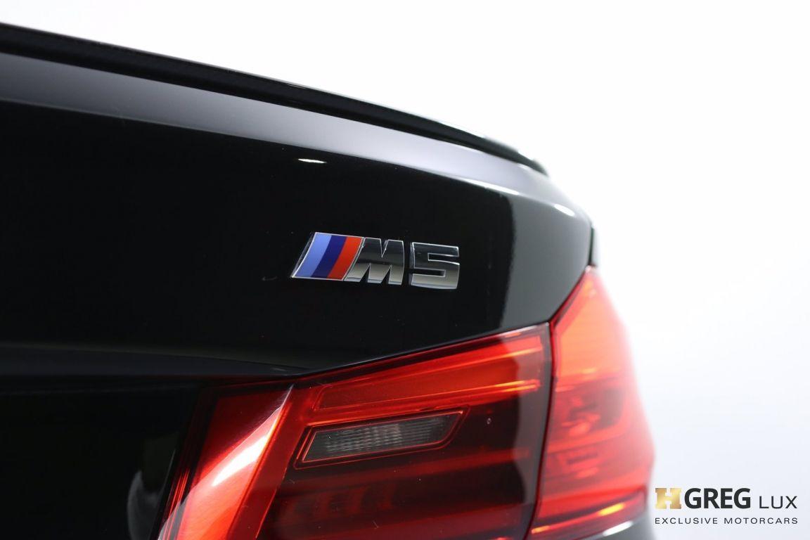 2019 BMW M5 Base #22