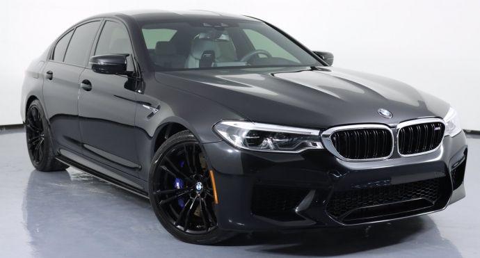 2019 BMW M5 Base #0