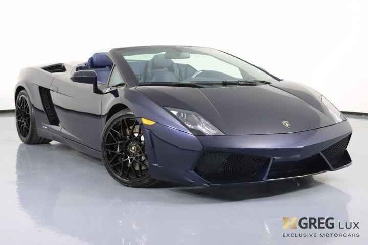 2009 Lamborghini Gallardo LP560-4 #0