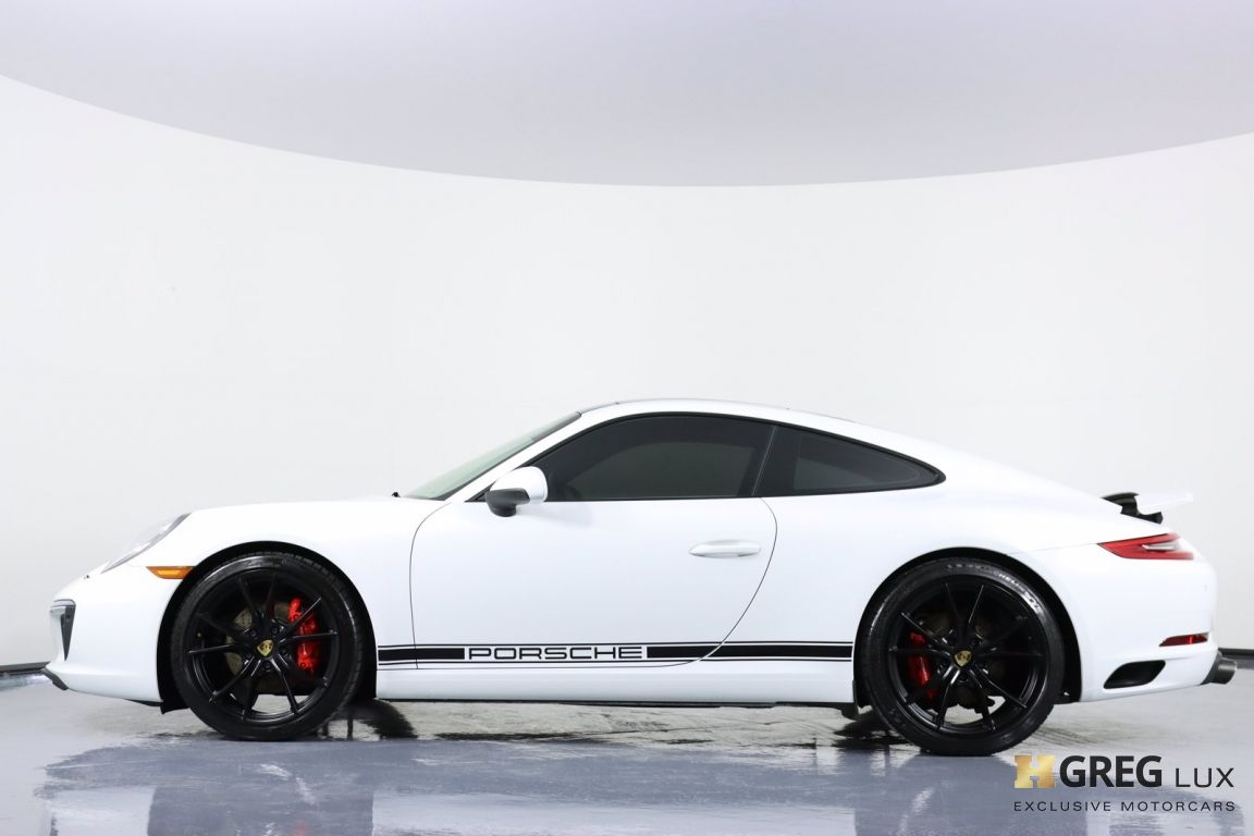 2017 Porsche 911 Carrera #26
