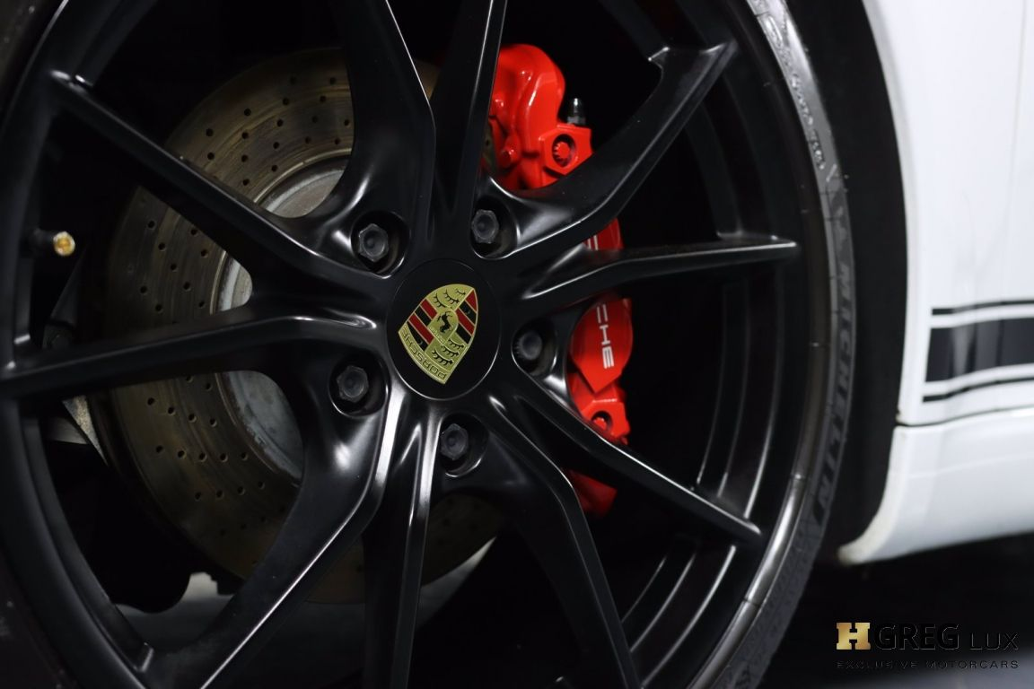 2017 Porsche 911 Carrera #29