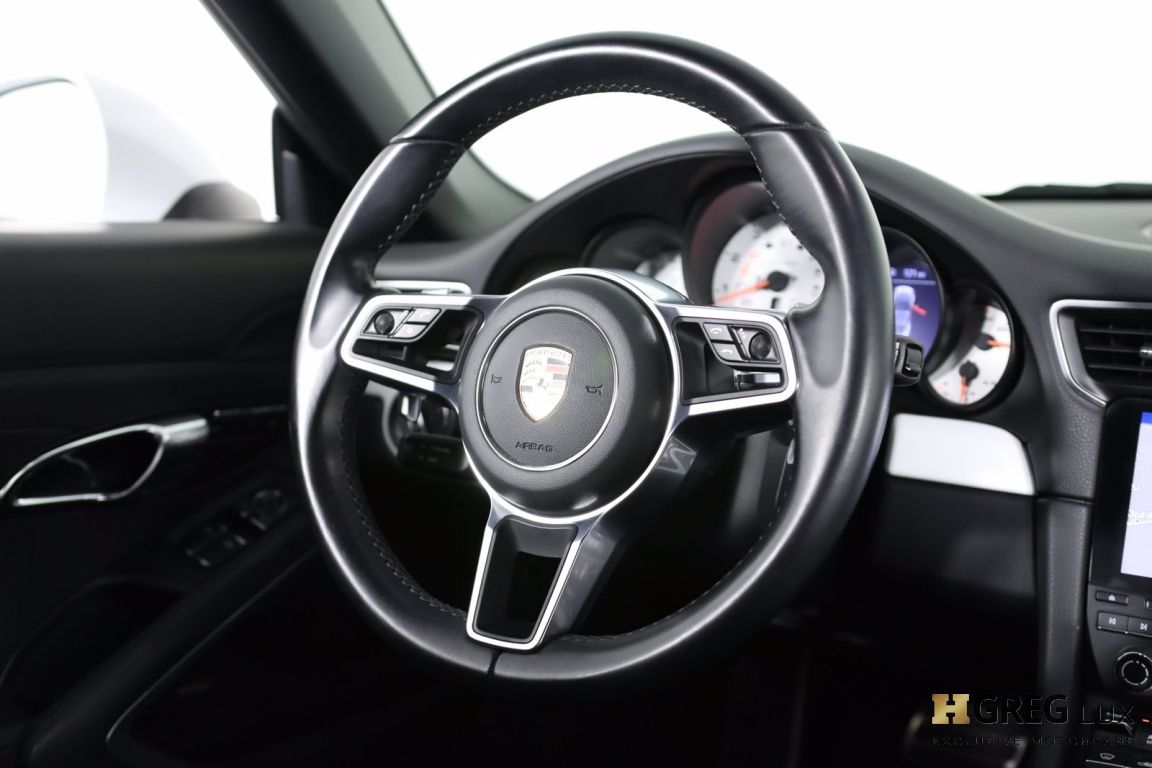 2017 Porsche 911 Carrera #57