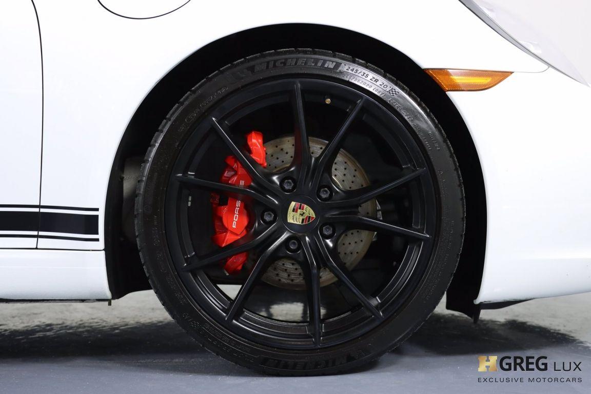 2017 Porsche 911 Carrera #13