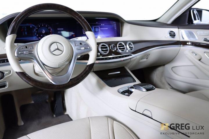 2018 Mercedes Benz S Class S 450 #1