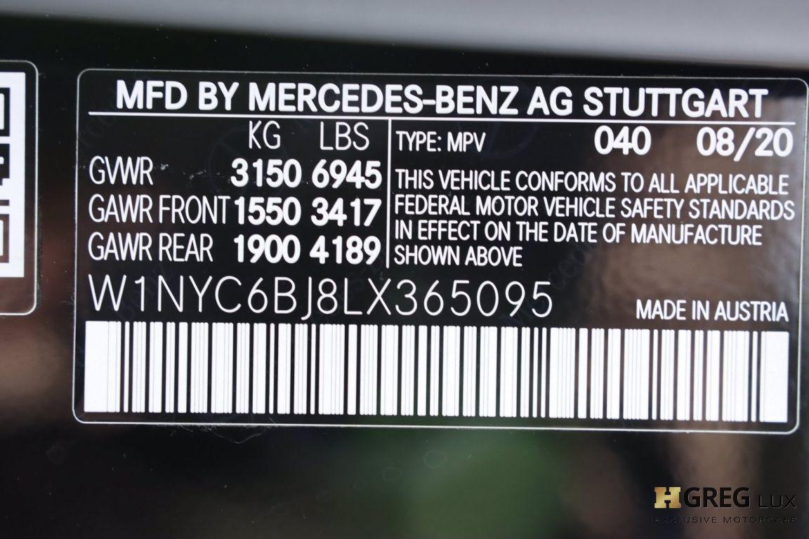 2020 Mercedes Benz G Class G 550 #67