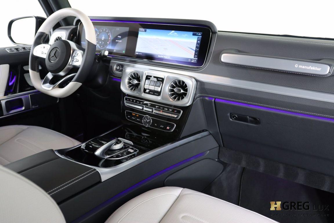 2020 Mercedes Benz G Class G 550 #62