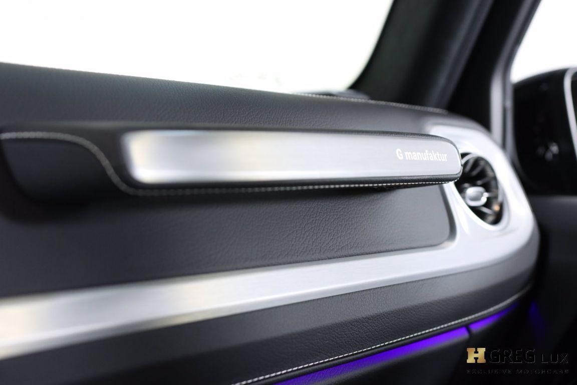 2020 Mercedes Benz G Class G 550 #47