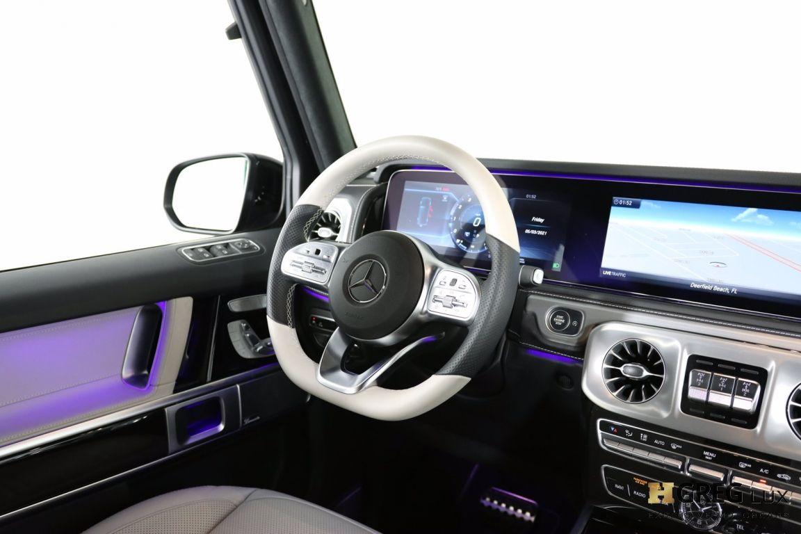 2020 Mercedes Benz G Class G 550 #54