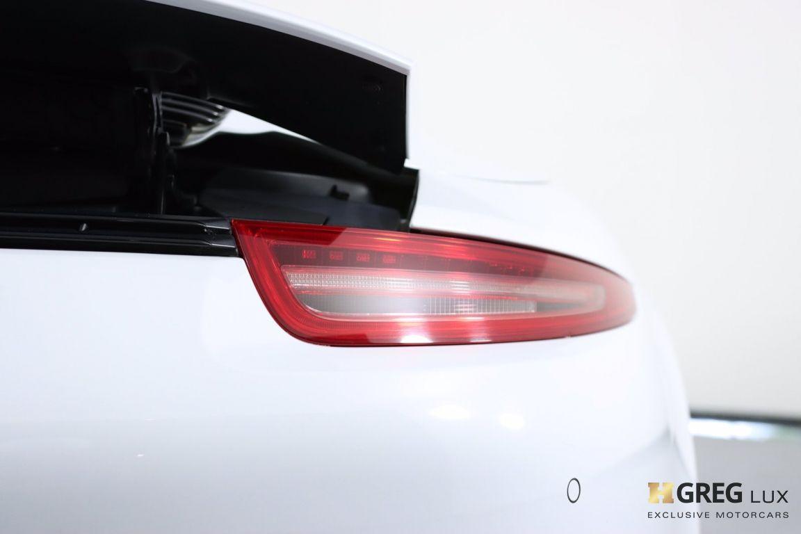 2015 Porsche 911 Carrera GTS #23
