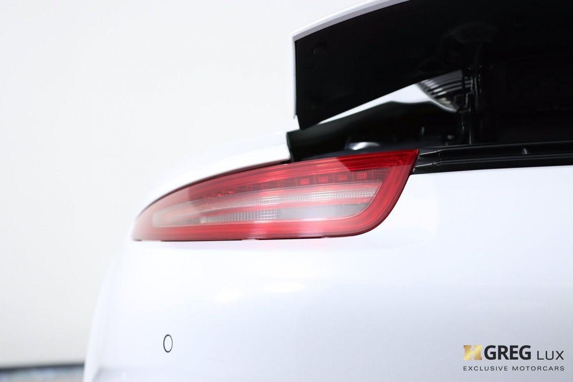 2015 Porsche 911 Carrera GTS #22