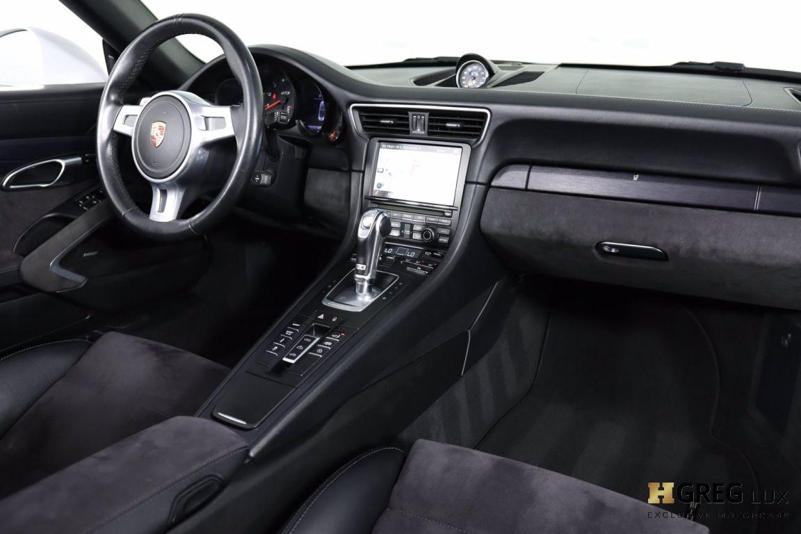 2015 Porsche 911 Carrera GTS #64