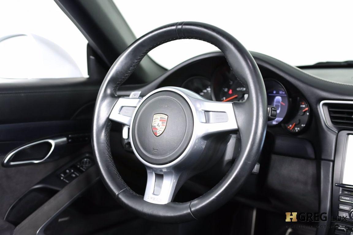 2015 Porsche 911 Carrera GTS #57