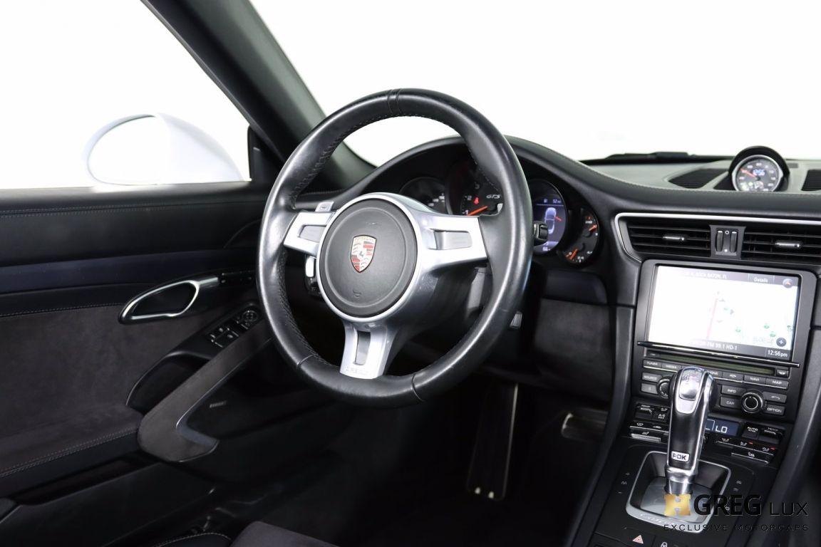 2015 Porsche 911 Carrera GTS #56