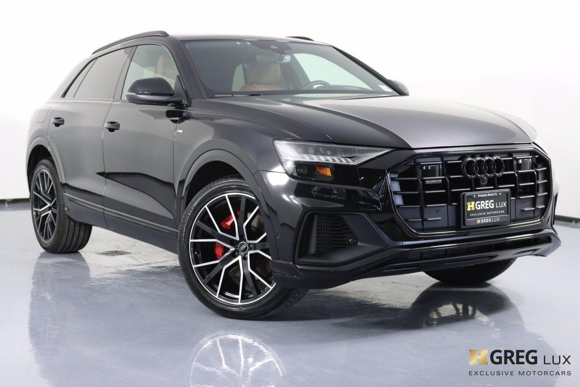 2021 Audi Q8 Prestige #0