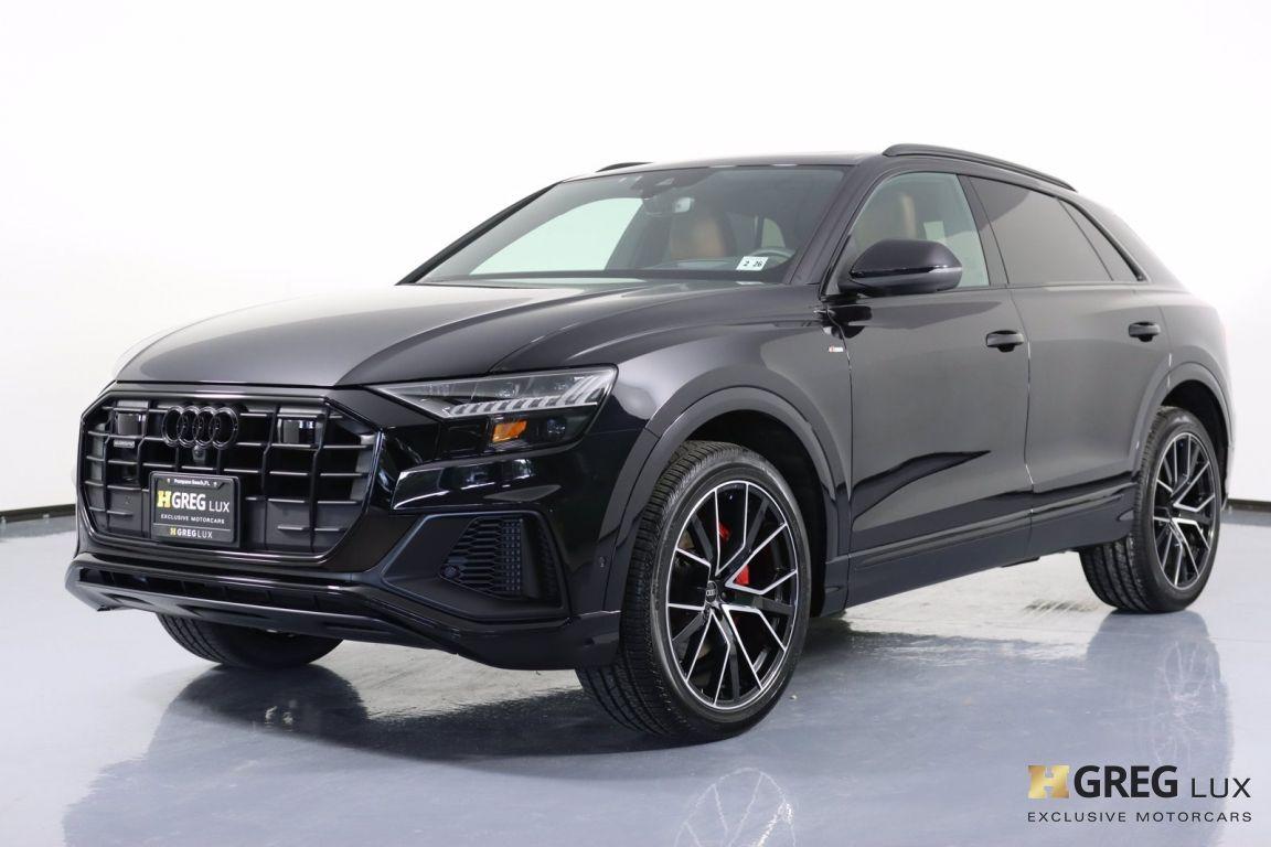 2021 Audi Q8 Prestige #35