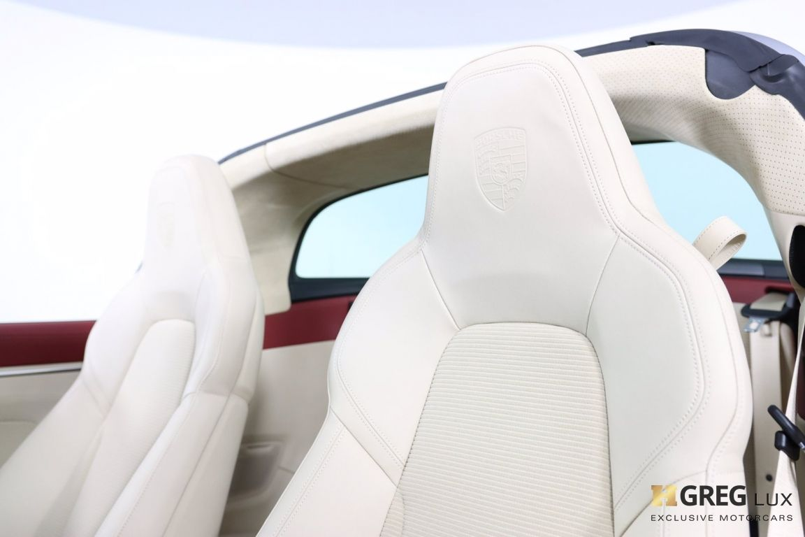 2021 Porsche 911 Targa 4S Heritage Design Edition #2