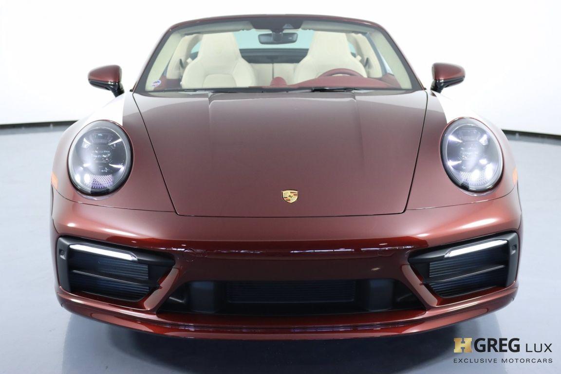 2021 Porsche 911 Targa 4S Heritage Design Edition #5