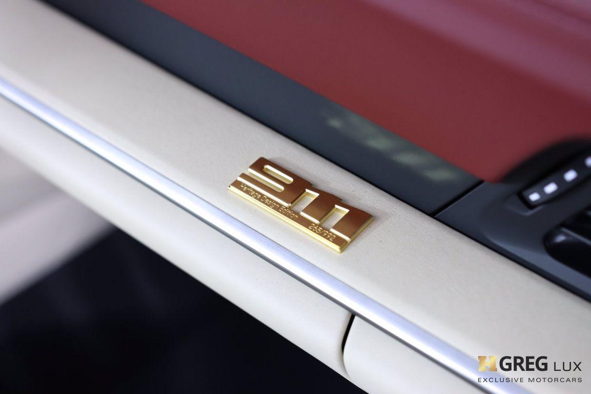 2021 Porsche 911 Targa 4S Heritage Design Edition #67