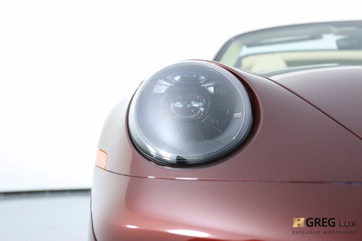 2021 Porsche 911 Targa 4S Heritage Design Edition #6