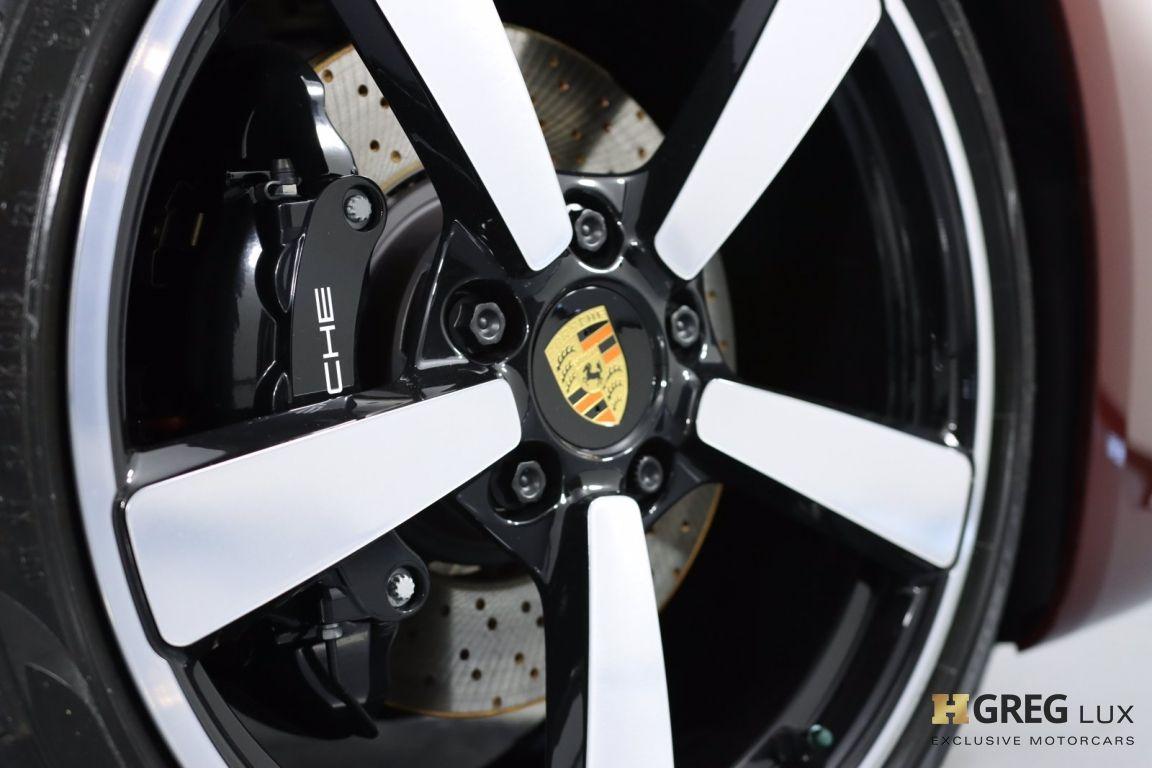 2021 Porsche 911 Targa 4S Heritage Design Edition #15