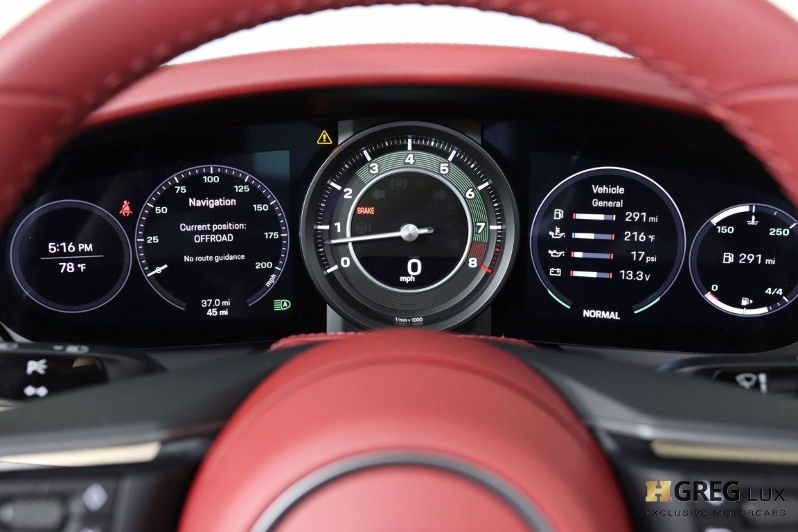 2021 Porsche 911 Targa 4S Heritage Design Edition #62