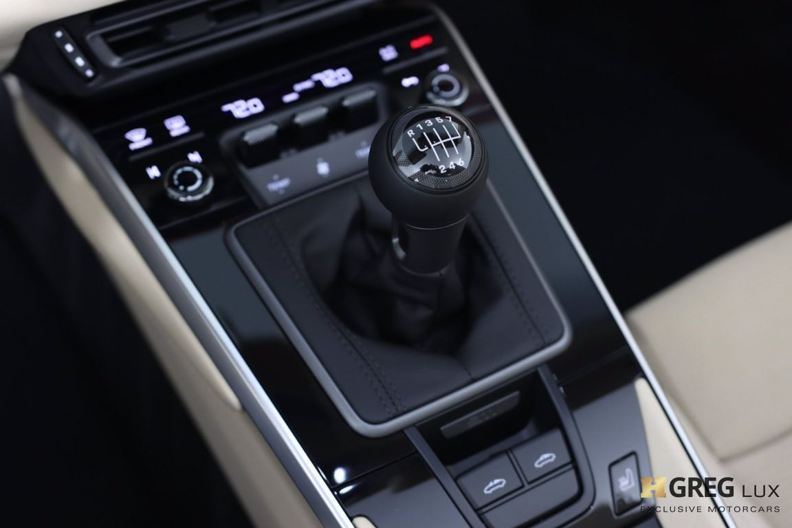 2021 Porsche 911 Targa 4S Heritage Design Edition #52