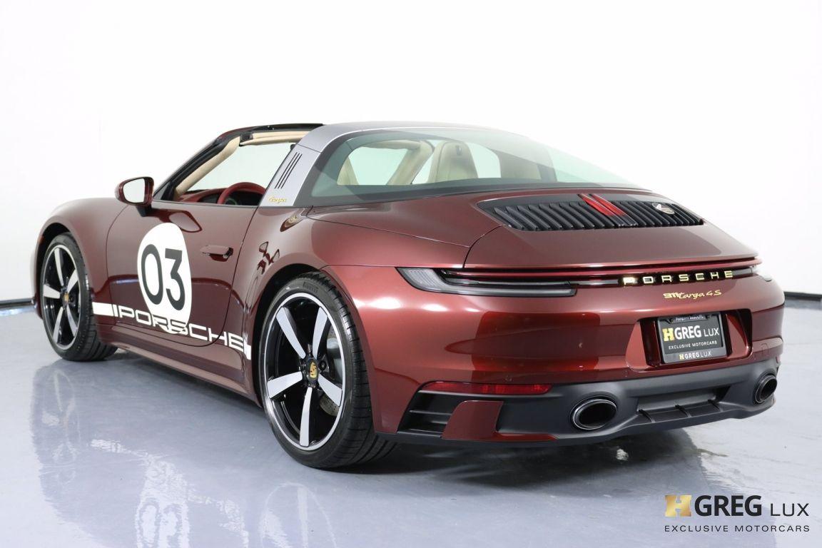2021 Porsche 911 Targa 4S Heritage Design Edition #28