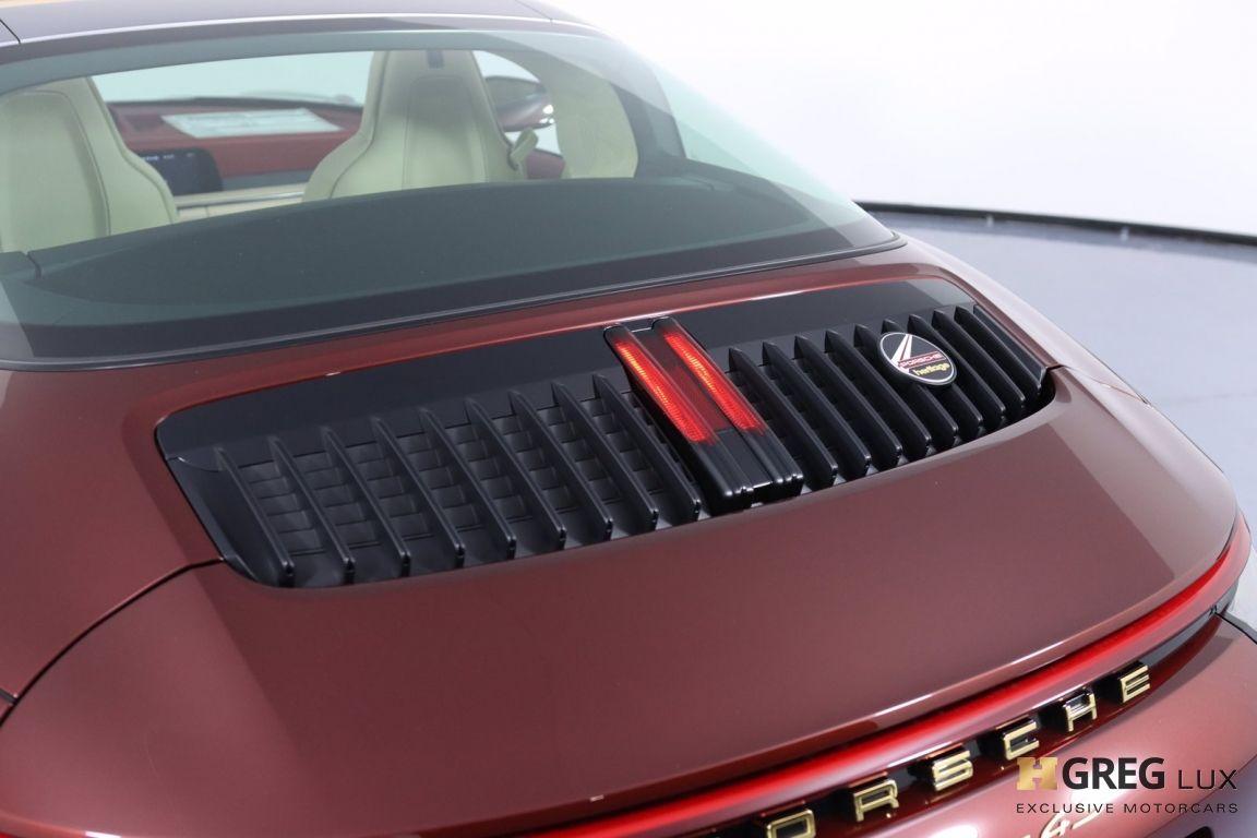 2021 Porsche 911 Targa 4S Heritage Design Edition #26