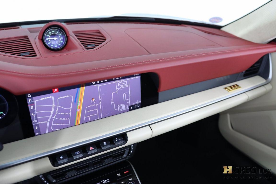2021 Porsche 911 Targa 4S Heritage Design Edition #51