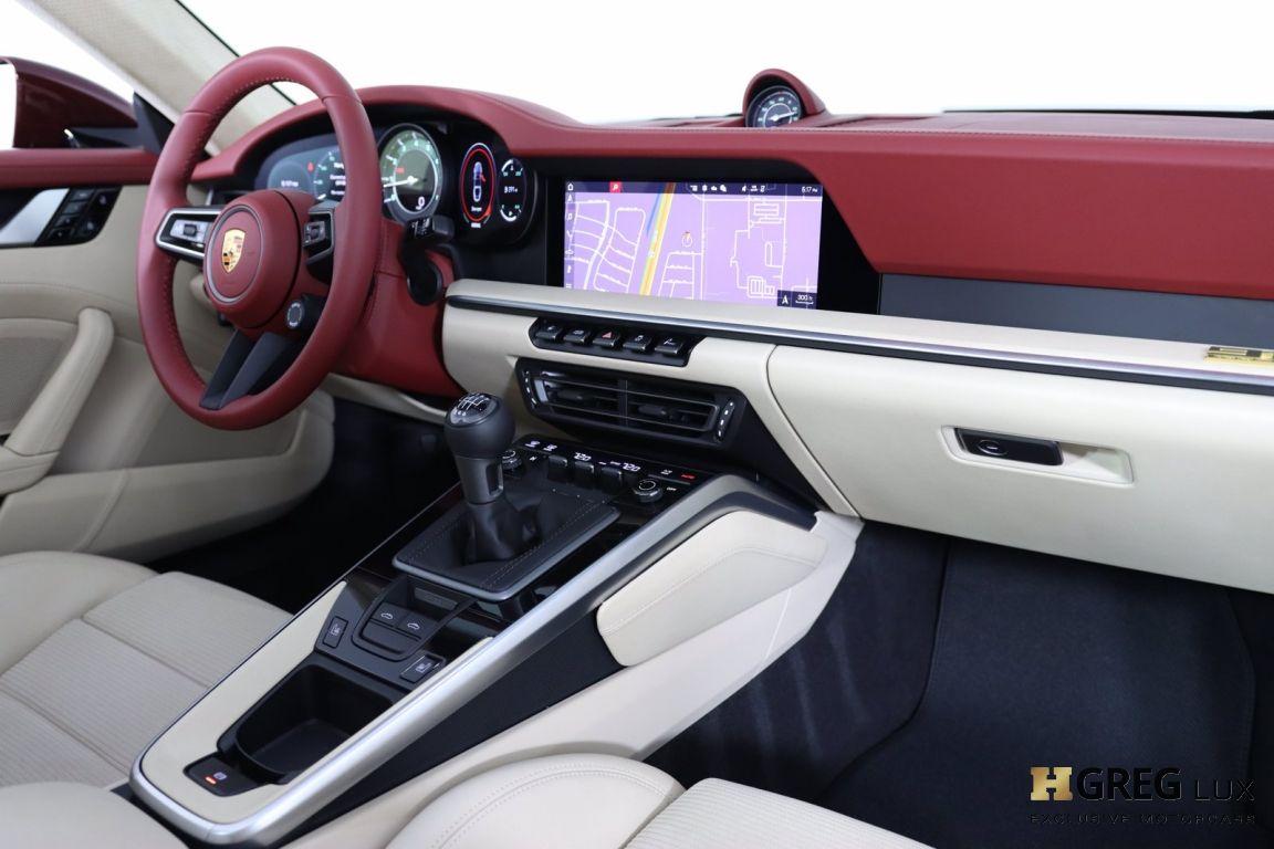 2021 Porsche 911 Targa 4S Heritage Design Edition #66