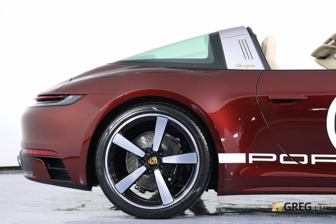 2021 Porsche 911 Targa 4S Heritage Design Edition #17