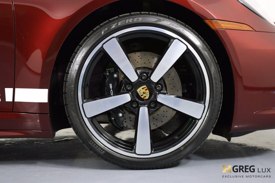 2021 Porsche 911 Targa 4S Heritage Design Edition #14
