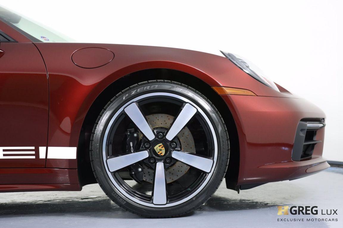2021 Porsche 911 Targa 4S Heritage Design Edition #13