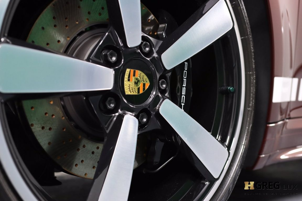 2021 Porsche 911 Targa 4S Heritage Design Edition #32