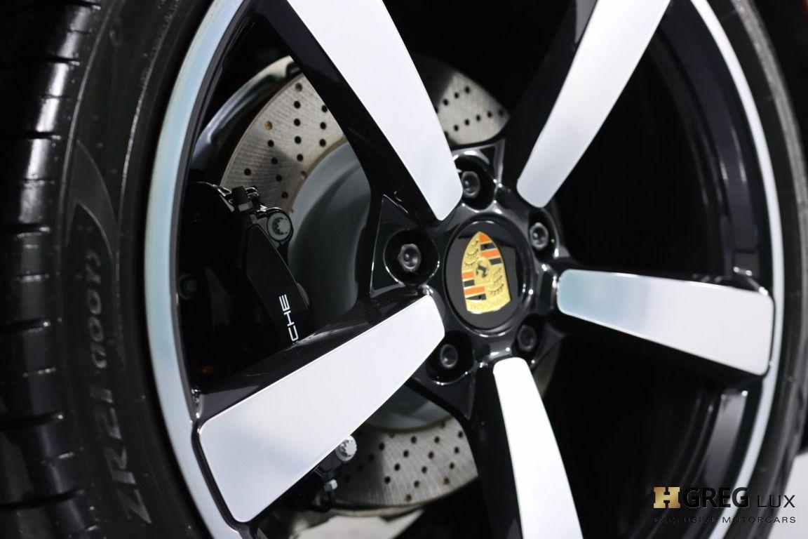 2021 Porsche 911 Targa 4S Heritage Design Edition #35